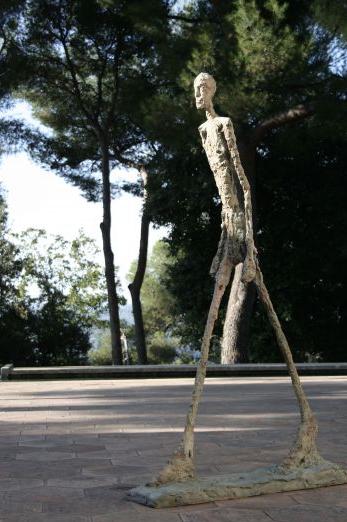 fondation maeght giacometti