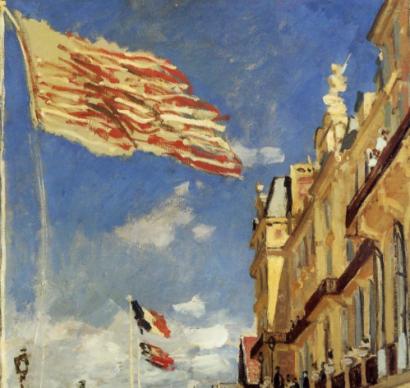 Claude Monet Trouville