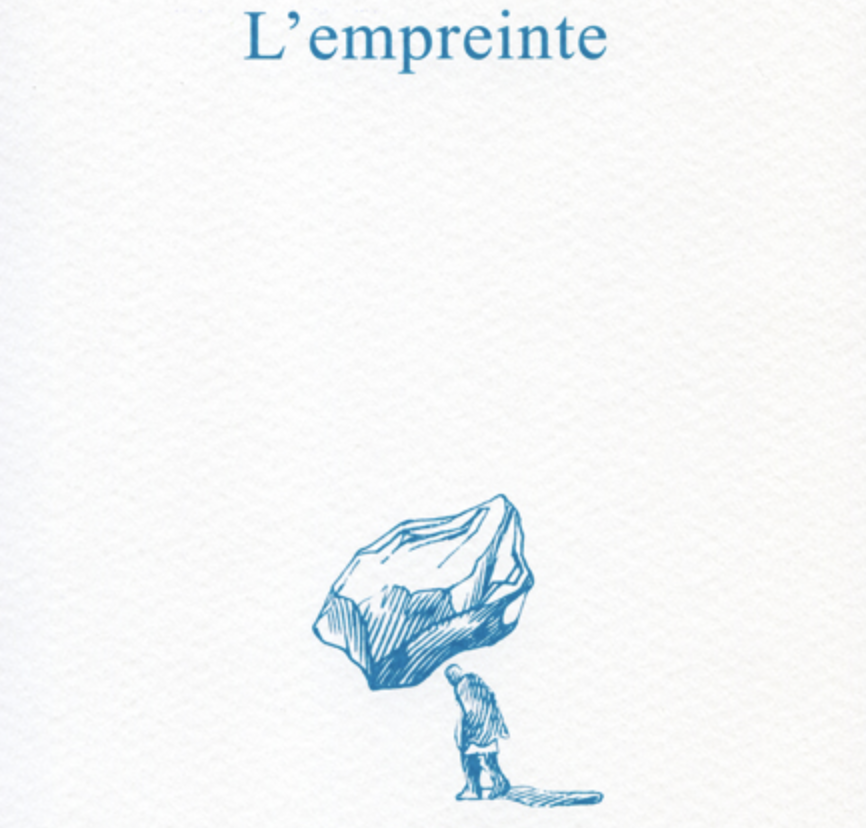 Pierre Bergounioux L'empreinte