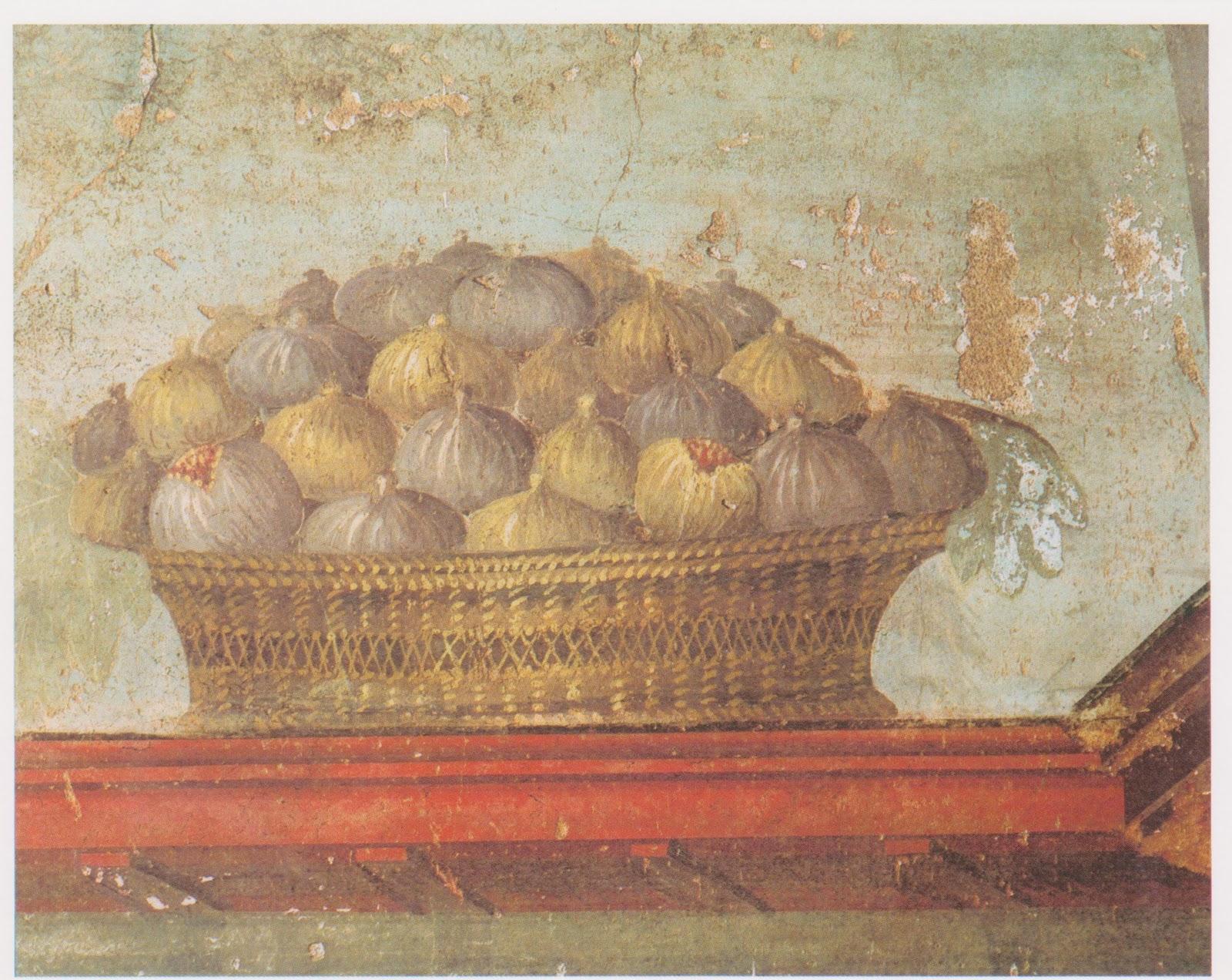 Les pas perdus la semaine du go t art repas nourriture - Cuisine romaine antique ...